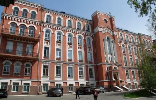Техобслуживание лифтов в Александровской больнице