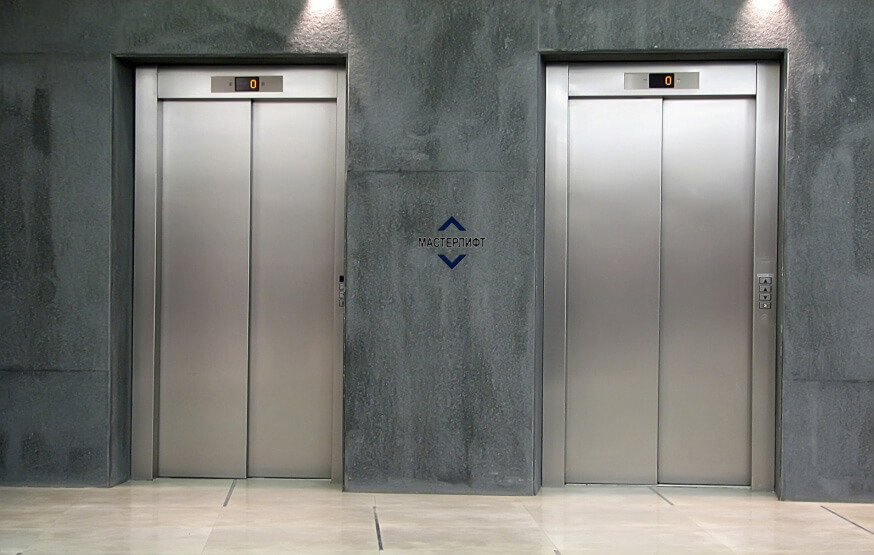 Особенности расчета количества  лифтов