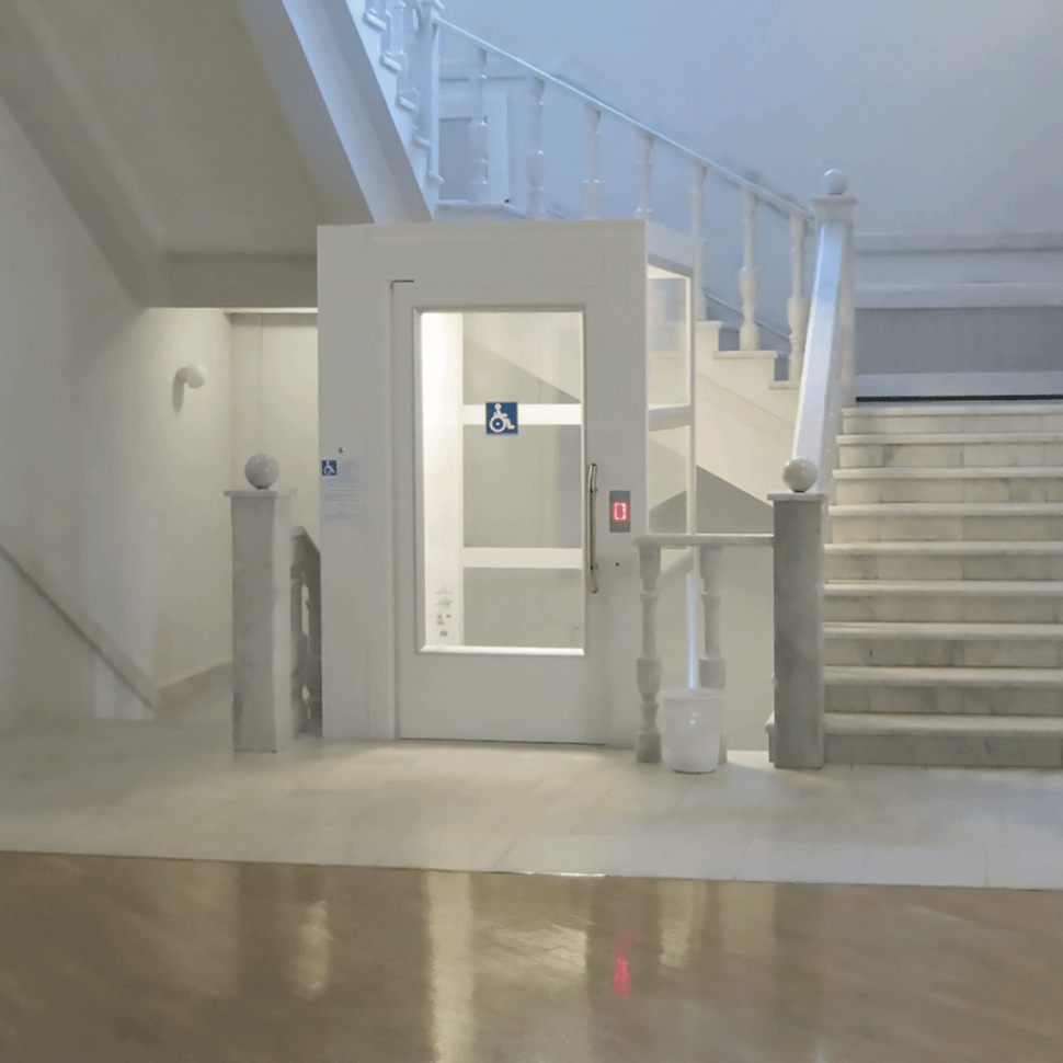 Лифты для особых категорий людей