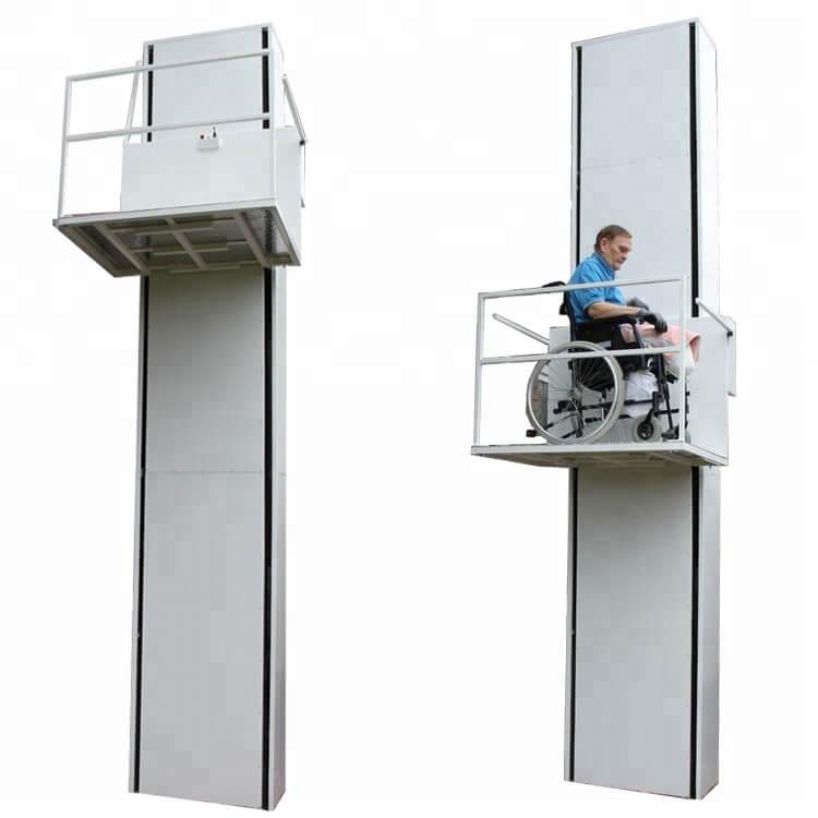 Лифты для людей с инвалидностью