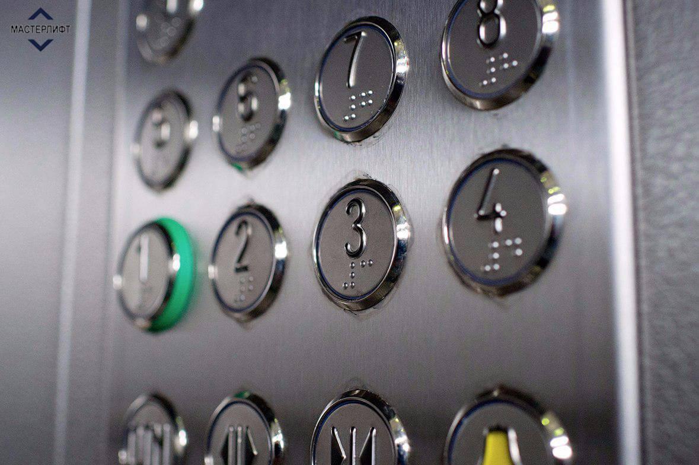 Расчет количества лифтов