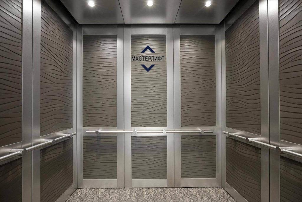 Вес в пассажирском лифте